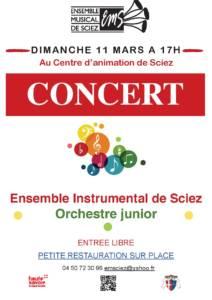 Concert 11 mars 2018
